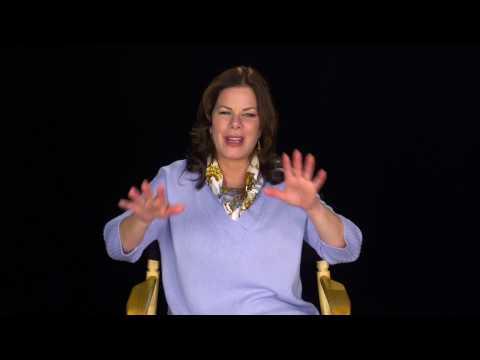 "Fifty Shades Darker ""Mrs. Grey"" Interview - Marcia Gay Harden"