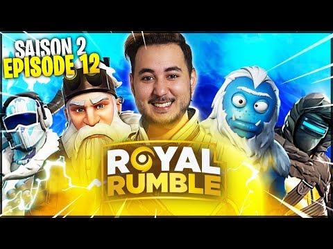 TEAM GOTA CONTRE TEAM DOIG AU ROYAL RUMBLE ! (Saison 2 - Ep.12)