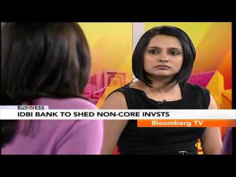 In Business - IDBI Bank To Shed Non-Core Investments