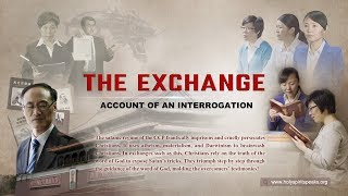 "Keep the Faith | Christian Movie Trailer ""The Exchange: Account of an Interrogation"""
