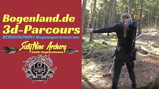 Bogenland.de Parcours in Christes | Bogensport | SixtyNine Archery