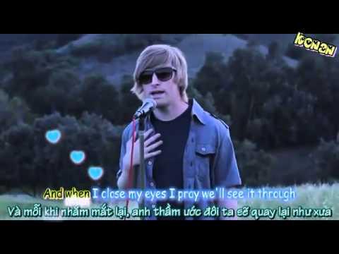Blue   English Version Karaoke Vietsub   JD Relic