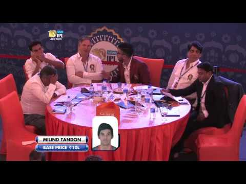 VIVO IPL Player Auction   Rising Pune Supergiant