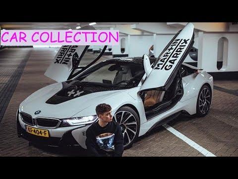 Martin garrix car collection (2018)