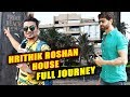 Hrithik Roshan's House In Juhu Mumbai | PRIME BEACH | Full Journey | Bollywood Ka Super Hero