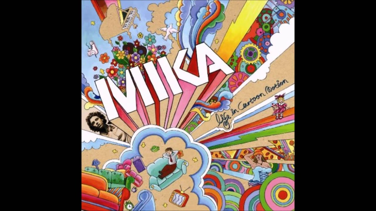 Download Mika - Grace Kelly (Audio)