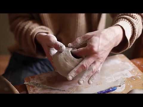 Глиняная посуда своими руками без гончарного круга
