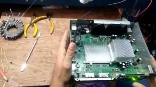Xbox Com luz vermelha erro 0021