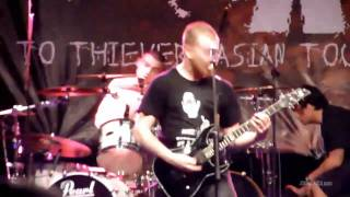 Misery Index - We Never Come in Peace + Theocracy (Live in Jakarta, Indonesia, 3 April 2011)