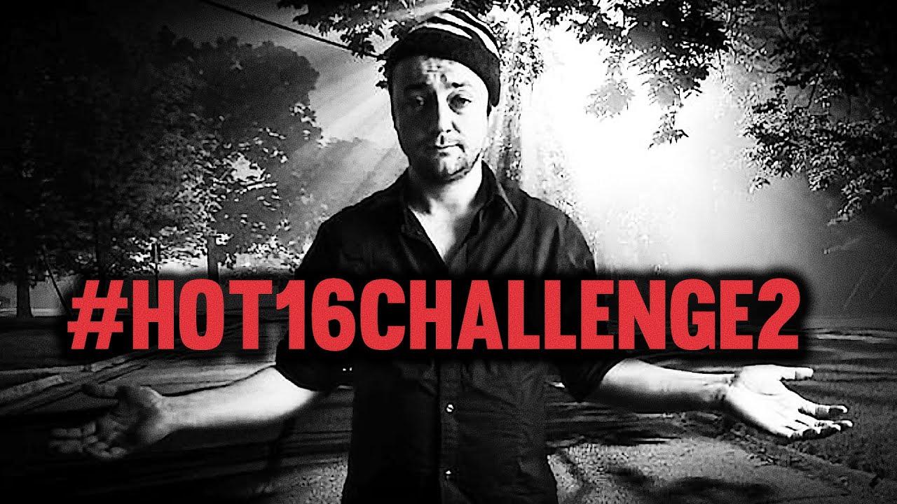 Czesław Mozil #Hot16Challenge2