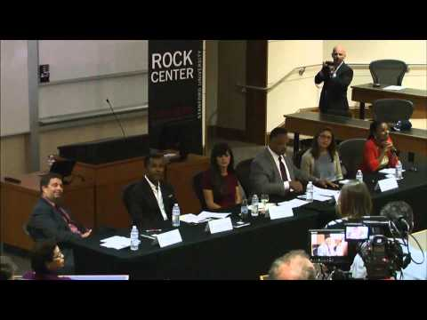 Rock Center | A Conversation on Closing the Racial and Ethnic Diversity Gap in High-Tech