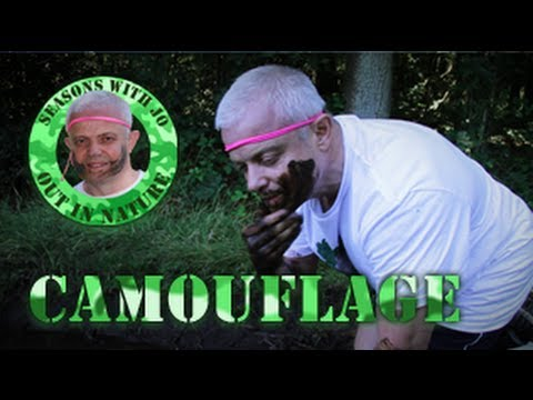 Camouflage - Out in Nature 2012