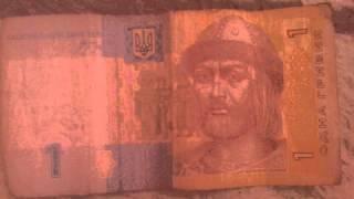 Фотографии заграничных денег,и статуэтка египта)