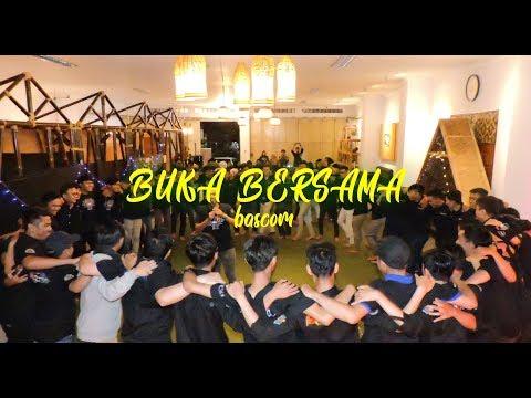 BUKA BERSAMA (BUKBER) WITH BASCOM FAMILY