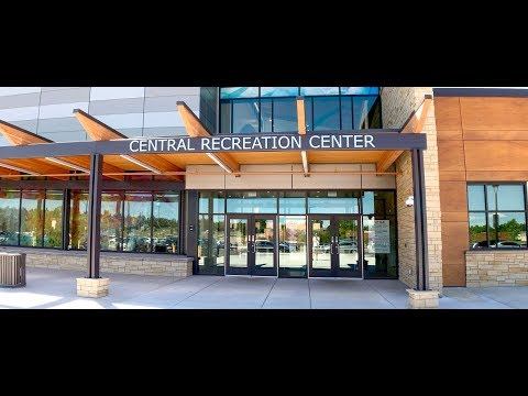 New Aurora Central Recreation Center Video