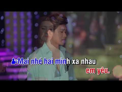 Karaoke - mai lỡ hai mình xa nhau - Dương Sang & Diễm Thùy