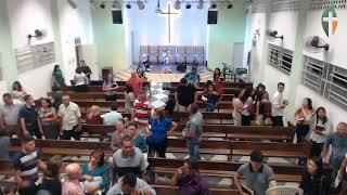 Culto Vespertino 26/01/2020 - Rev. Robson Ramalho