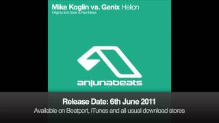 Mike Koglin vs. Genix - Helion