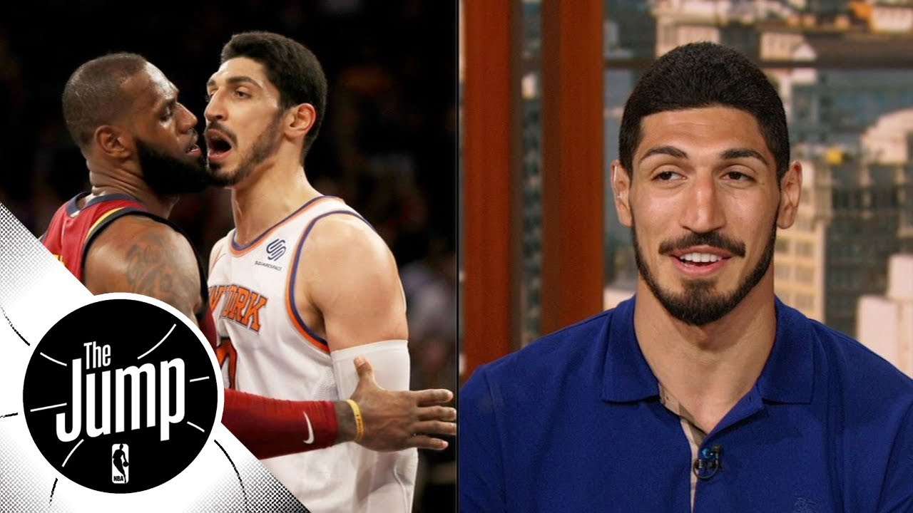 c8a81e930b9 Enes Kanter Explains Why He's Always Trolling LeBron And Others In The NBA,  Including Adam Silver – BroBible