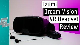 Best Entry Level VR Headset: Tzumi Dream Vision VR Headset Review (2018)