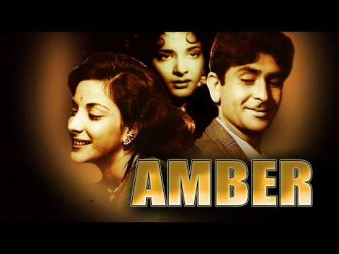 Mohammed Rafi & Lata Mangeshkar, Duniya Mein Nahin Koi Yaar, Bollywood Classic Song, Amber