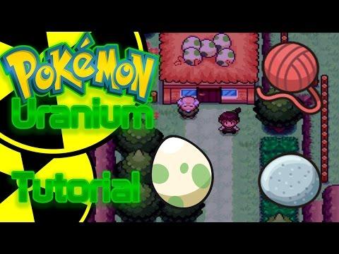 Pokemon Uranium: How to breed/EV train competitive pokemon.