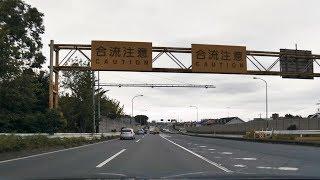 埼玉ドライブ 国道16号他 さいたま市 - 川越市 r1 - r5 - R16 [車載動画 2018/10]