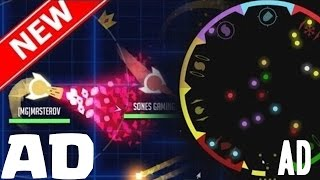 Gunr.io ADDICTIVE Space Ship Battle Simulator!! - 3 New .IO Games - Games Like Diep.io / Slither.io!