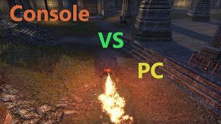 PC vs Console for The Elder Scrolls Online