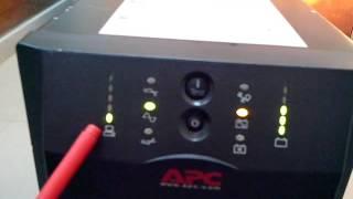 APC 3KVA Battery replacement