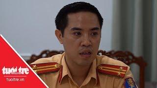 Trung tá Huỳnh Trung Phong nói về lực lượng công an TP.HCM - Tuổi Trẻ Online | tuoitre.vn