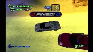 Need For Speed 3 Hot Pursuit | Redrock Ridge | Hot Pursuit Race 212