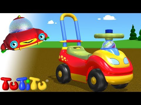 TuTiTu Toys | Ride-on Toy
