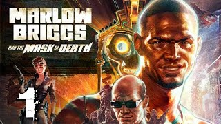 Marlow Briggs and The Mask of Death (PC) walkthrough part 1