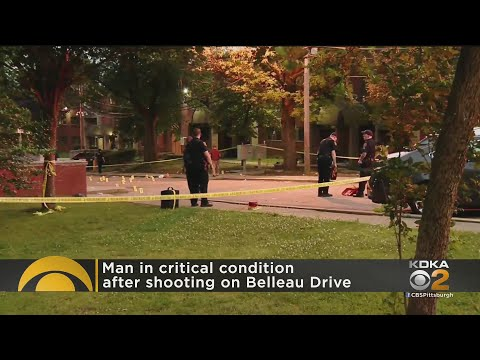 Man hospitalized after shooting in Fineview
