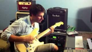 Two-Rock Custom Reverb Signature V3 - Fender Strat Stevie Ray Vaughn Clip 2.m4v