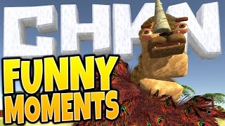 "CHKN Funny Moments Gameplay - Build Your Own ""Dream"" Animal! - (Alpha)"