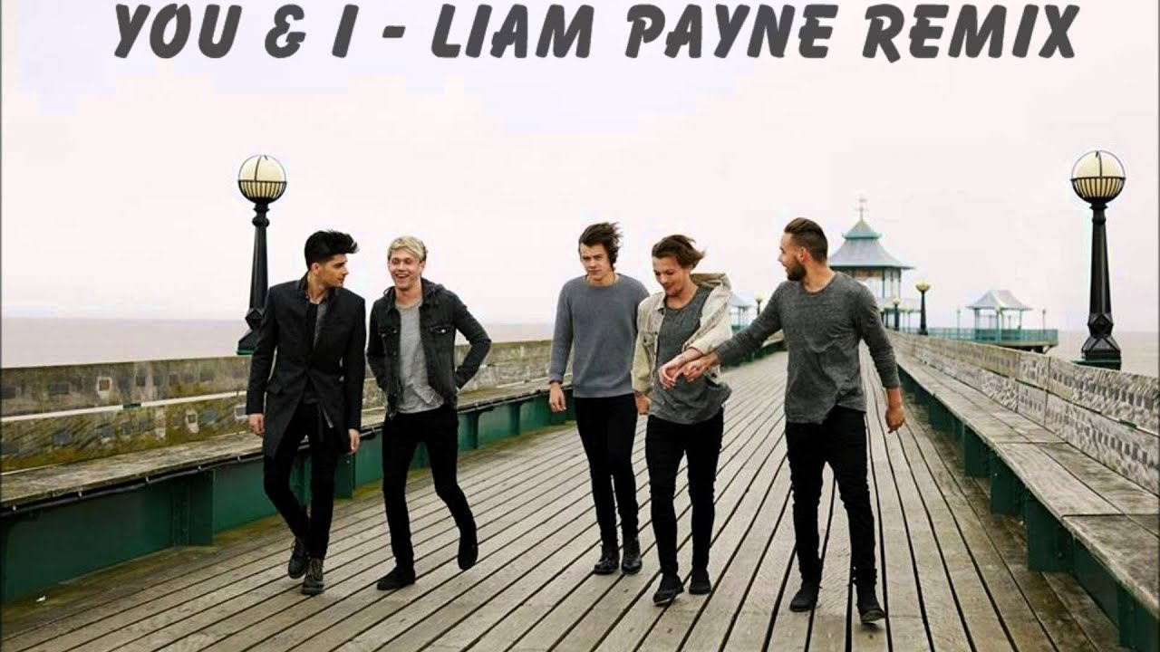 You & I -One Direction Liam Payne Remix