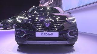 Renault Kadjar MT (2019) Exterior and Interior