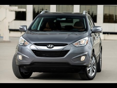 2015 Hyundai Tucson Start Up and Review 2.4 L 4 Cylinder