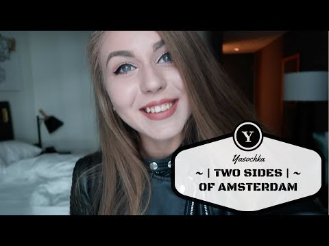 TWO SIDES OF AMSTERDAM | FLOWERS VLOG : EMIRATES CABIN CREW VLOG