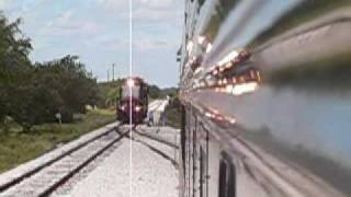 Bertram Flyer Excursion Train from Cedar Park, Texas