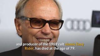 Peter Fonda dies aged 79, star of easy rider