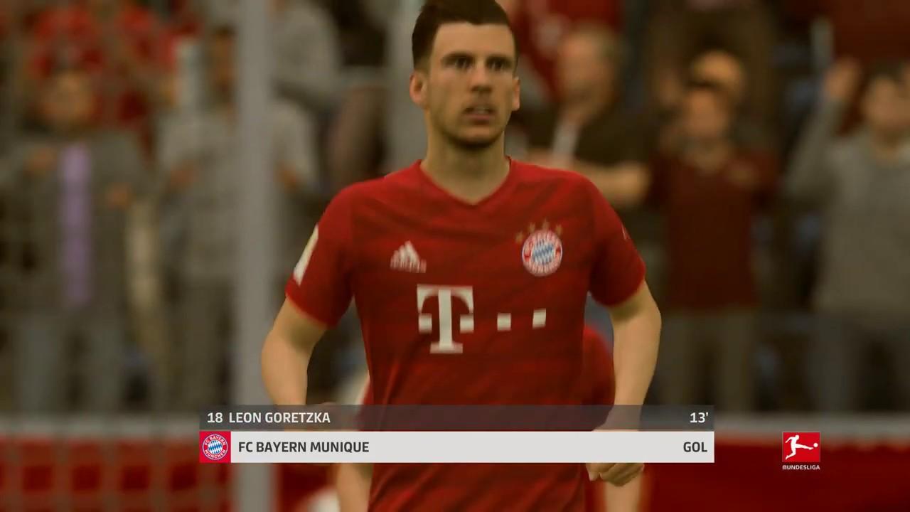 Bayern MГјnchen Gladbach