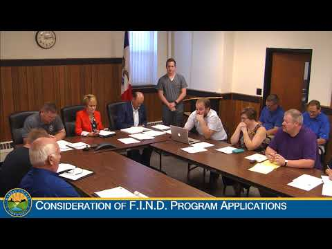 Hardin County Board of Supervisors Meeting 8-29-2018