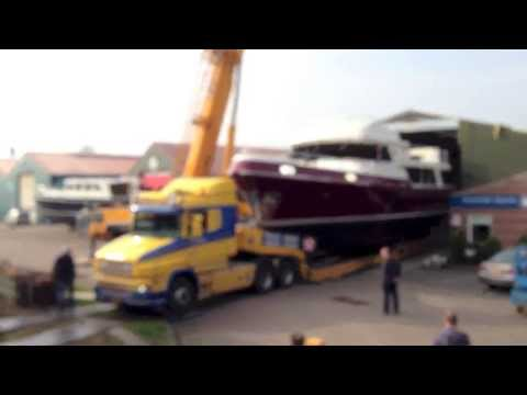 Privateer Trawler 65 - Launch