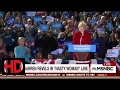 Donald Trump news,Mika Brzezinski: Elizabeth Warren 'On the Warpath' for Hillary