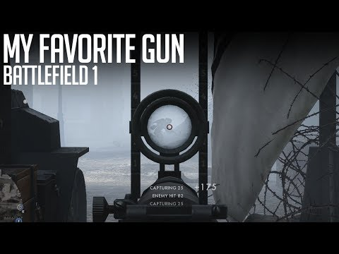 My New Favorite Scout Rifle - Battlefield 1