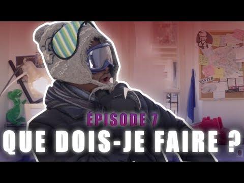 QUE DOIS-JE-FAIRE  EPISODE #7 KOUAKOU SUR LE COUP