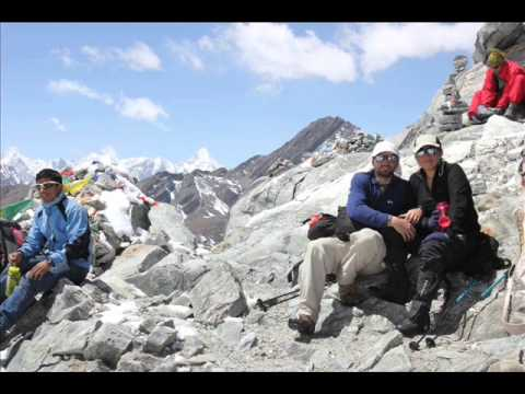 Trekking Nepal, circuito campo base Everest y Island Peak